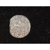 Двойной Динарий 1620 год . Серебро с рубля