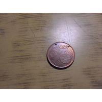 5 евроцентов 2002 Финляндия