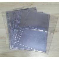 Листы для банкнот формата Optima (на 2 банкноты)