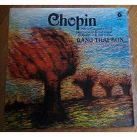 Chopin. Dang Thai Son. Orkiestra Symfoniczna Filharmonii Narodowej.