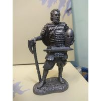 Солдатик оловянный(военно-историческая миниатюра) викинг