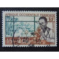 Французская Западная Африка 1953 г.