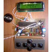 Настроенная плата IB металлоискателя Quasar AVR