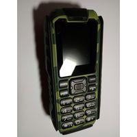Жесткий армейский военный IP67, водонепроницаемый, ударопрочный, две SIM-карты, телефон с фонариком