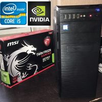 Игровой Intel Core i5 3330/3Tb/8GB DDR3/GTX 760 2Gb