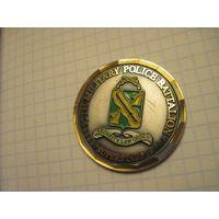 Жетон 95 батальона военной полиции армии США в Германии. Торги!