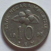 10 сен 1998 Малайзия