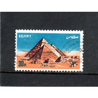 Египет. Ми-1510. Пирамиды в Гизе. 1985.
