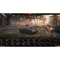 Аккаунт World of Tanks с 22.000 голда