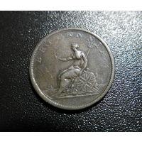 АНГЛИЯ 1/2 пенса 1805 Георг III