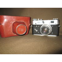 Фотоаппарат плёночный ФЭД-3.