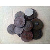 Лот монет РИ