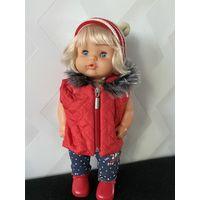 Кукла говорящая винтаж