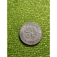 Чехословакия 5 крон 1938 г