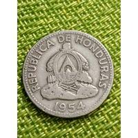 Гондурас 10 сентаво 1954 г