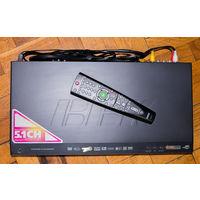 DVD плеер. BBK DV628 SI . Торг уместен.