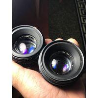 Объектив гелиос 44-2 от фотоаппарата зенит