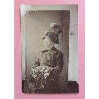 """Фото """"Дама с вуалью"""", Зап. Бел., до 1917 г."""