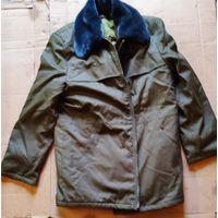 Куртка военная демисезонная (новая) размер 48-4