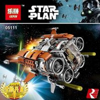 Квадджампер Джакку Lepin 05111, аналог Lego 75178