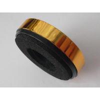 Ножка для аудио аппаратуры, золотистая, размер 30х8 мм
