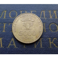5000 донгов 2003 Вьетнам #01
