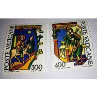 Ватикан, история, святые, проповедники, распродажа