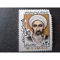 Иран 1983 религиозный деятель