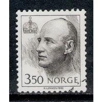 Марка Норвегия 1992 персоналии