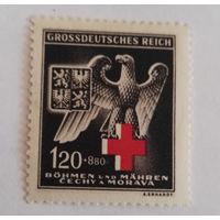 Германия, Богемия и Моравия, Красный Крест, история, распродажа