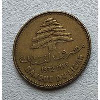 Ливан 25 пиастров, 1972 2-6-35