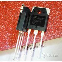 Транзисторы SGH40N60UFD G40N60UFD G40N60 Ultr