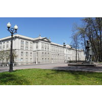 Архивный материал  210-летней истории здания Минского СВУ