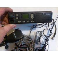 Радиостанция MOTOROLA Radius am 900 (Радиостанция+ тангента + антенна)