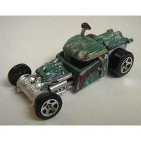 """W: Моделька автомобиля, тема """"Звездные войны"""" (Б/У)"""