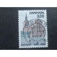 Дания 1988 кирха
