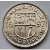 Маврикий 1 рупия, 1997 г.