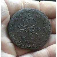 5 копеек 1776 г
