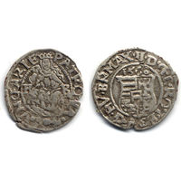 Денарий 1568 KB, Венгрия, Максимилиан II