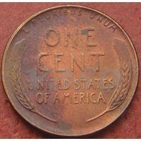 4525:  1 цент 1958 D США