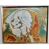 Картина Ральцевича в стиле эзотерика