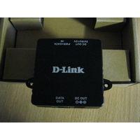 Гигабитный PoE-адаптер DKT-50 (выходное напряжение 5/9/12В DC)