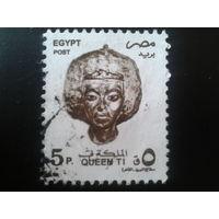 Египет 1997 фараон Тейе