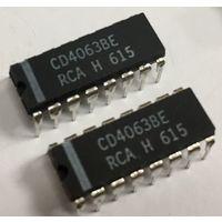 CD4063BE ((цена за 2 шт)) CD4063B CD4063. Аналог HCF4063