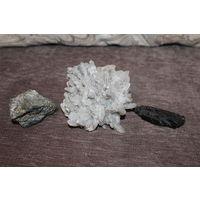 Камни, минералы, окаменелости.