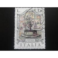 Италия 1979 фонтан