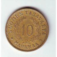 Финляндия. 10 марок 1930 г.