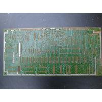 Чистая плата для сборки бытового ретро-компьютера БК-0010.01