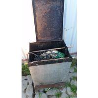 Электро каптильня на опилках(для мяса,рыбы,сало)