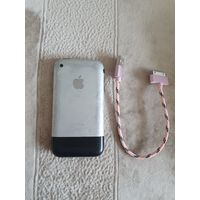 Iphone 2g Айфон 2g 8gb. Рабочий. Оригинал. Отличный телефон, никогда не ремонтировался. Состояние на 5 из 10. Батарею держит пару дней, а иногда и дольше.  Все рабочее, но есть нюанс: недавно не так з